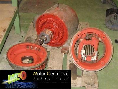 Motor Center S.c - Réalisations